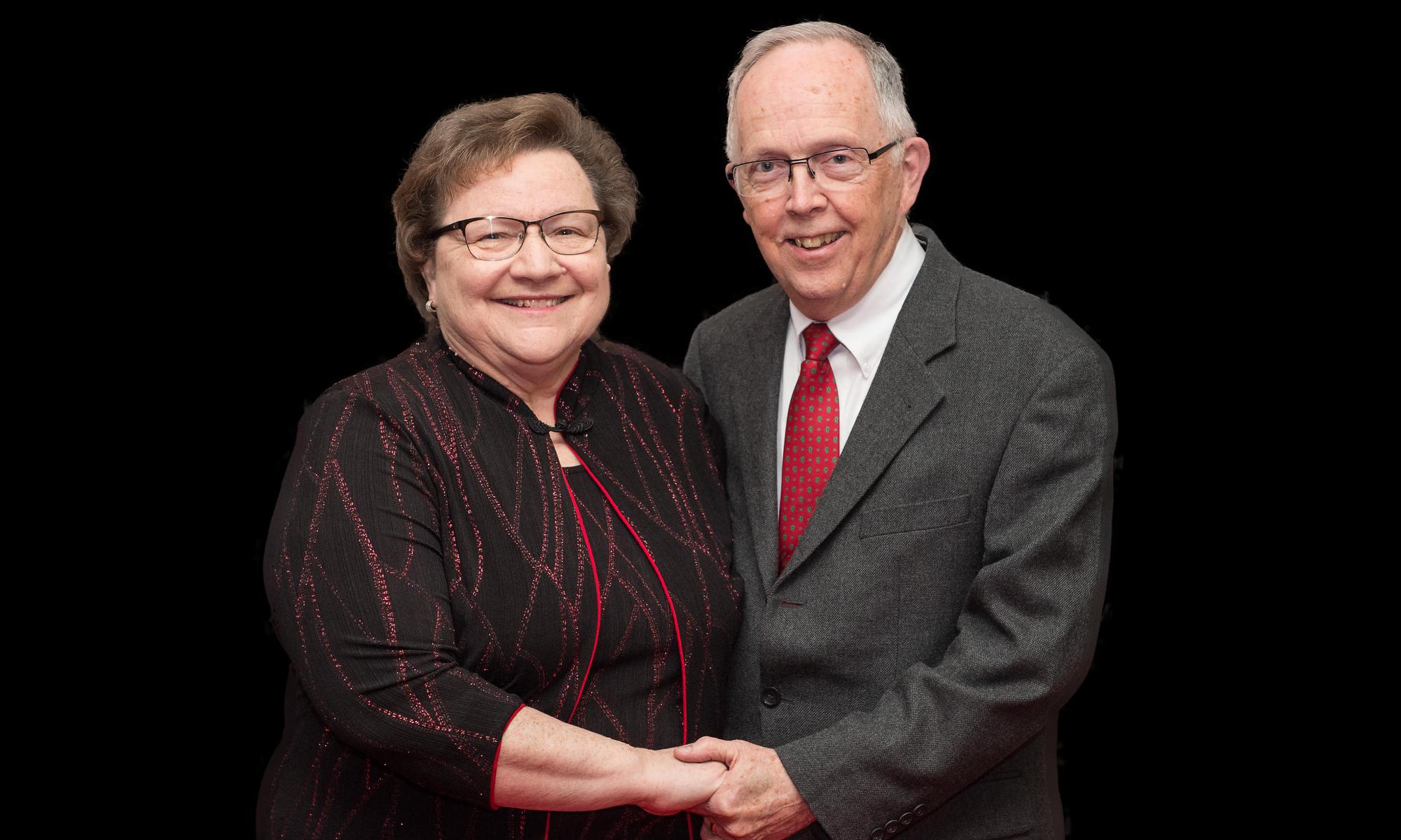 Alan and Barb Kline